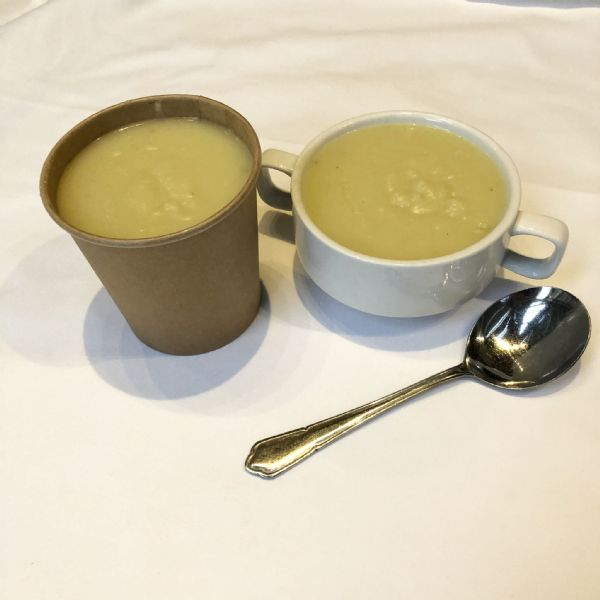 Homemade Leek & Potato Soup  400ml